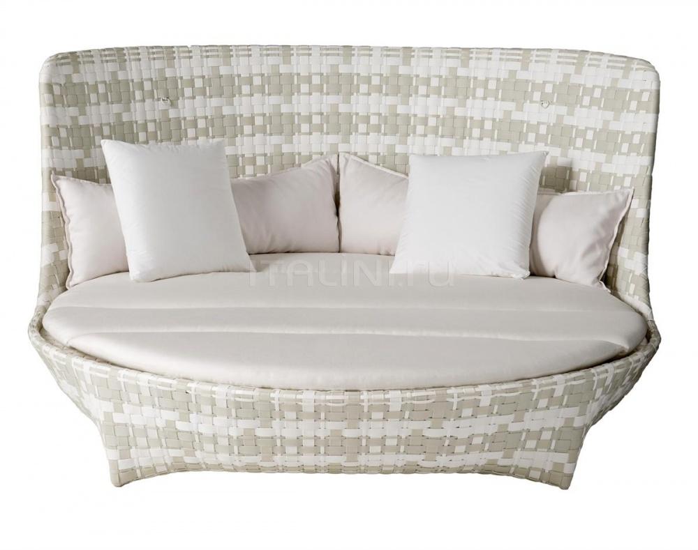 Шезлонг-кровать CAPE WEST Driade