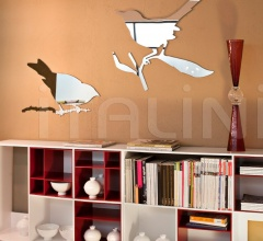 Настенное зеркало SNIJDER BIRD фабрика Driade