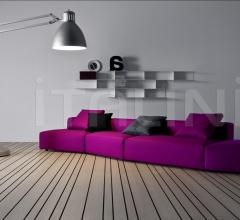 Модульный диван INSIEME фабрика Pianca