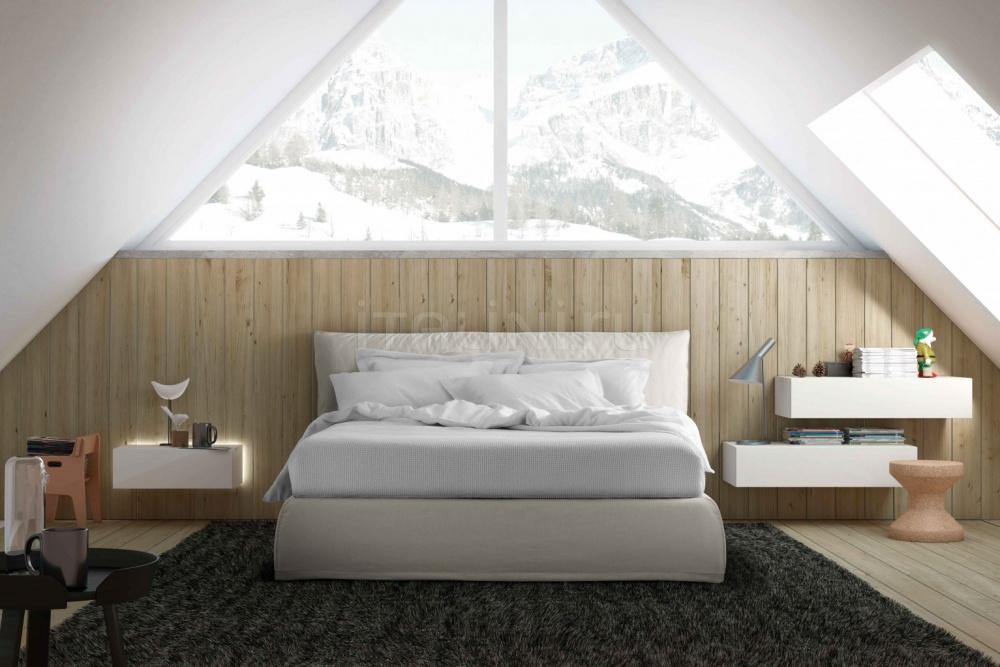 Кровать PIUMOTTO Pianca