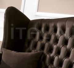 Двухместный диван Old England 9596D фабрика Seven Sedie