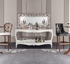 Итальянские барные столы - Барный стол Amerigo 00TA117 фабрика Seven Sedie