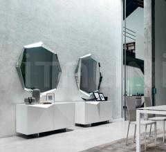 Настенное зеркало Emerald фабрика Cattelan Italia