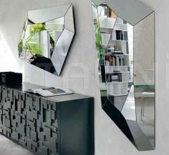 Настенное зеркало Diamond фабрика Cattelan Italia