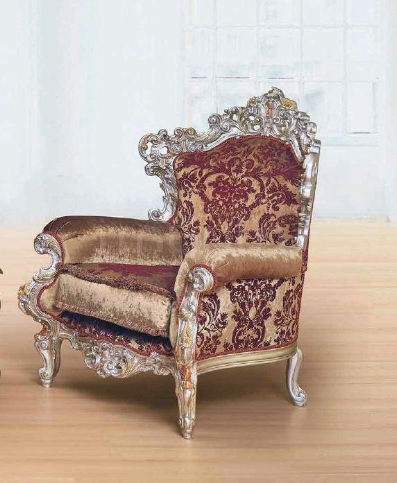 Кресло RICHELIEU 1205/N Morello Gianpaolo