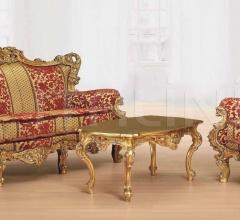 Кресло ALEXANDER 1213/N фабрика Morello Gianpaolo
