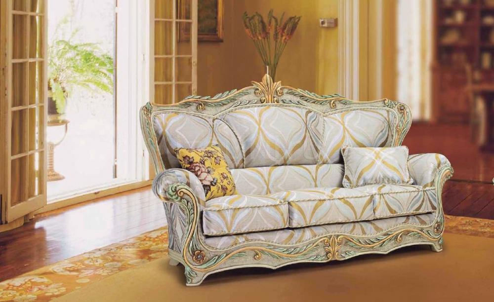 Трехместный диван SAVOIA 1163/N Morello Gianpaolo