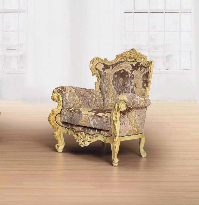 Кресло CASTIGLIA 1066/N Morello Gianpaolo