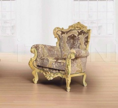 Кресло CASTIGLIA 1066/N фабрика Morello Gianpaolo