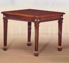 Квадратный столик AURORA 1073/N фабрика Morello Gianpaolo