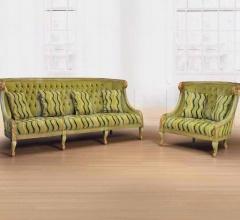 Трехместный диван TULIP 1065/N фабрика Morello Gianpaolo