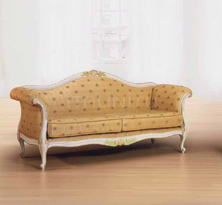 Трехместный диван SOCRATE 1023/N Morello Gianpaolo