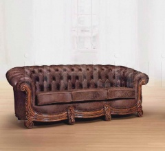 Трехместный диван NAXOS 1074/N фабрика Morello Gianpaolo