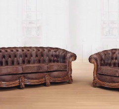Кресло NAXOS 1074/N фабрика Morello Gianpaolo