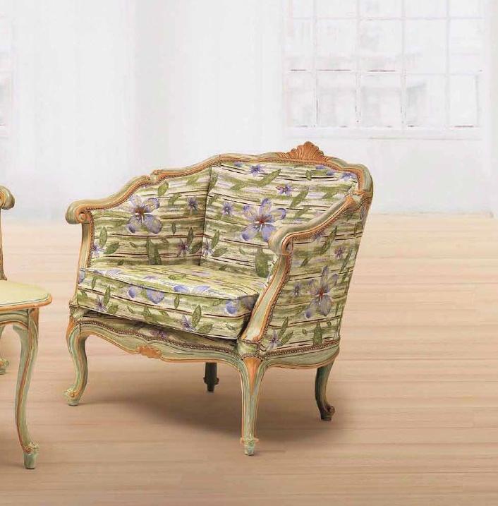 Кресло MOZART 832/N Morello Gianpaolo