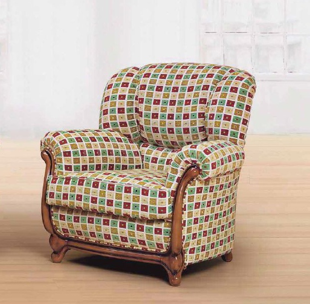 Кресло MARY 925/N Morello Gianpaolo