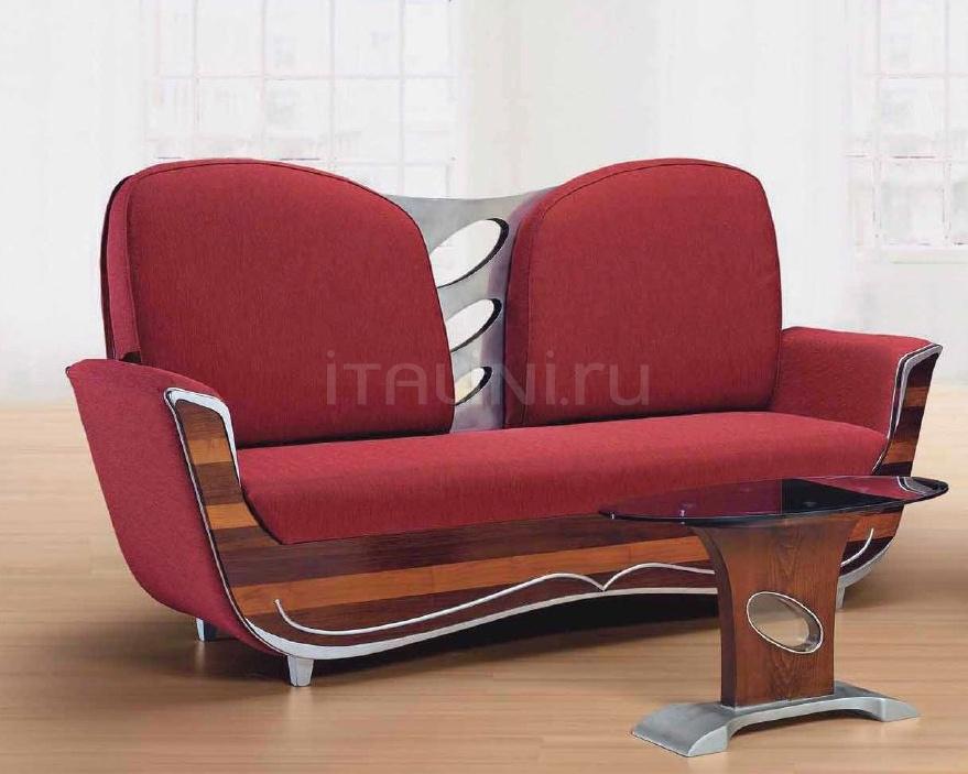 Трехместный диван TRANSPARENT LOVE 831/N Morello Gianpaolo