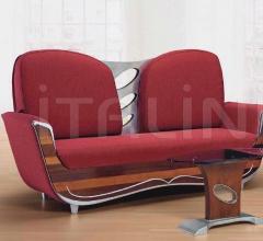 Трехместный диван TRANSPARENT LOVE 831/N фабрика Morello Gianpaolo