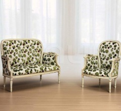 Кресло ATENEA 404/N фабрика Morello Gianpaolo