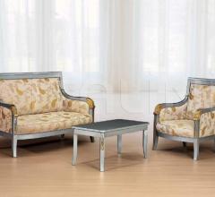Кресло BISANZIO 1049/N фабрика Morello Gianpaolo