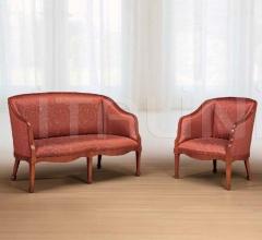 Кресло LORA 1033/N фабрика Morello Gianpaolo