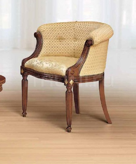 Кресло CARLOTTA 934/N Morello Gianpaolo