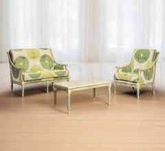 Двухместный диван MIRÒ 941/N фабрика Morello Gianpaolo