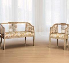 Кресло ADRIANA 1077/N фабрика Morello Gianpaolo