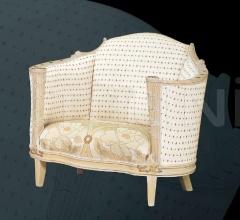 Кресло MINUETTO 1219/N фабрика Morello Gianpaolo