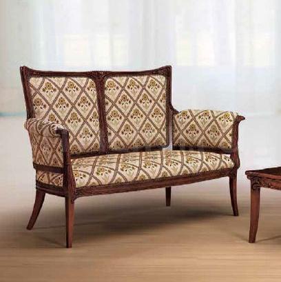 Двухместный диван RUPERT 1026/N Morello Gianpaolo
