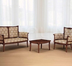 Двухместный диван RUPERT 1026/N фабрика Morello Gianpaolo