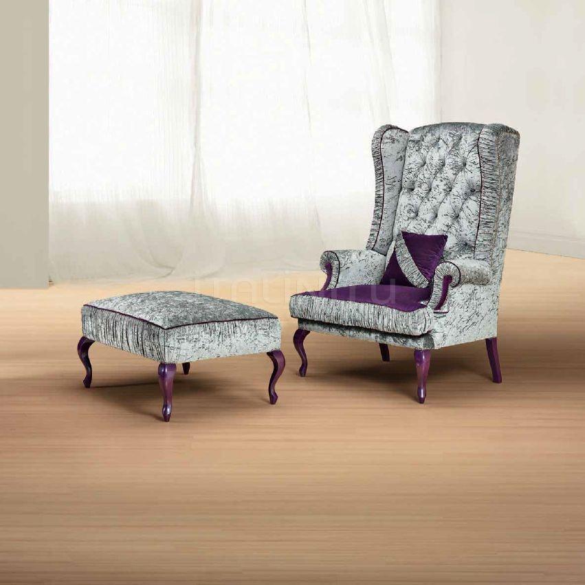 Кресло ELEGANCE 1200/N Morello Gianpaolo