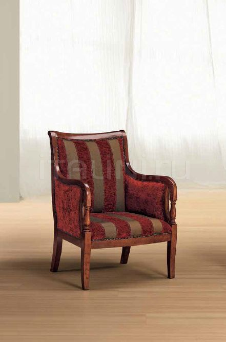 Кресло CORDOVA 1035/N Morello Gianpaolo