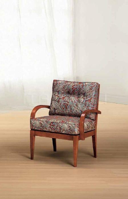 Кресло PLAZA 1054/N Morello Gianpaolo