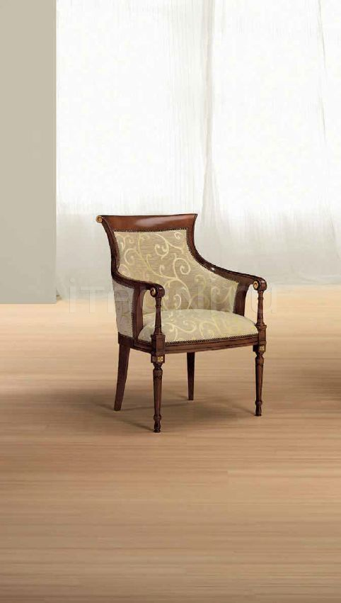Кресло CHOPIN 1043/N Morello Gianpaolo