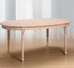 Стол обеденный LUIGI XVI OVAL 894/N фабрика Morello Gianpaolo