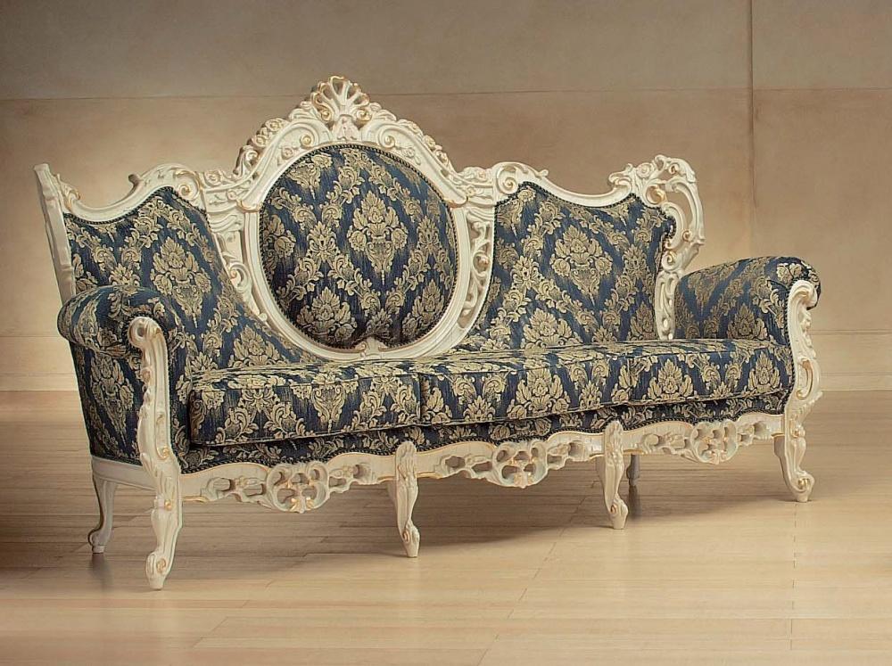 Трехместный диван ORIENTE 237/K Morello Gianpaolo