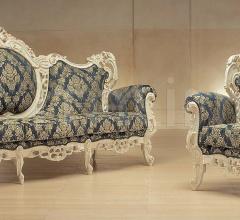 Трехместный диван ORIENTE 237/K фабрика Morello Gianpaolo