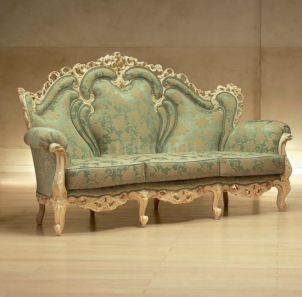 Трехместный диван ALBA 489/K Morello Gianpaolo