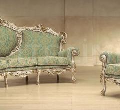 Трехместный диван AMADEUS 124/K фабрика Morello Gianpaolo
