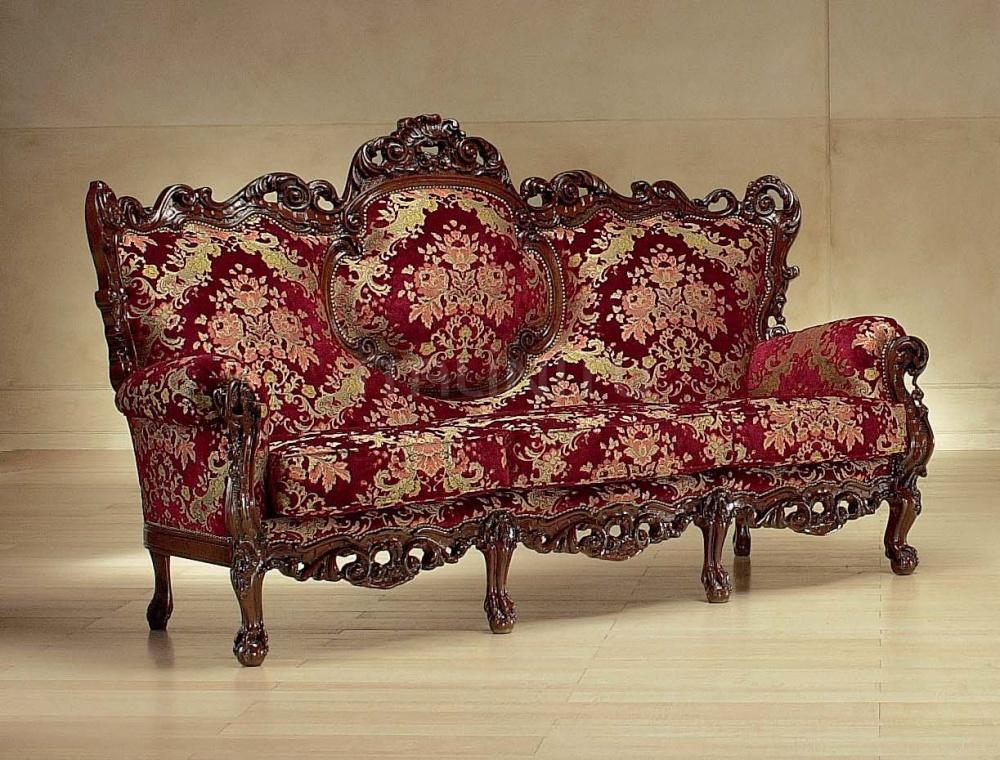 Трехместный диван CASANOVA 100/K Morello Gianpaolo