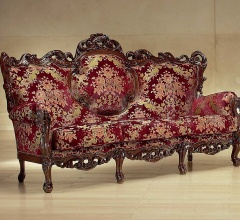 Трехместный диван CASANOVA 100/K фабрика Morello Gianpaolo