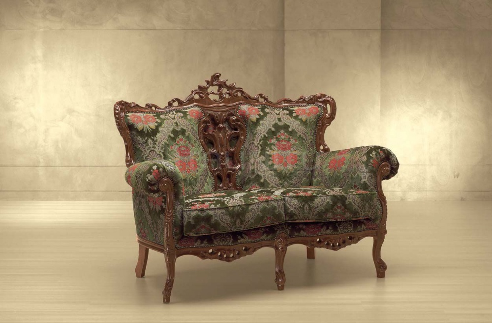 Двухместный диван MARGHERITA 579/K Morello Gianpaolo
