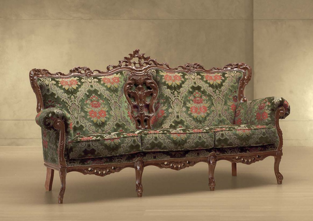 Трехместный диван MARGHERITA 579/K Morello Gianpaolo