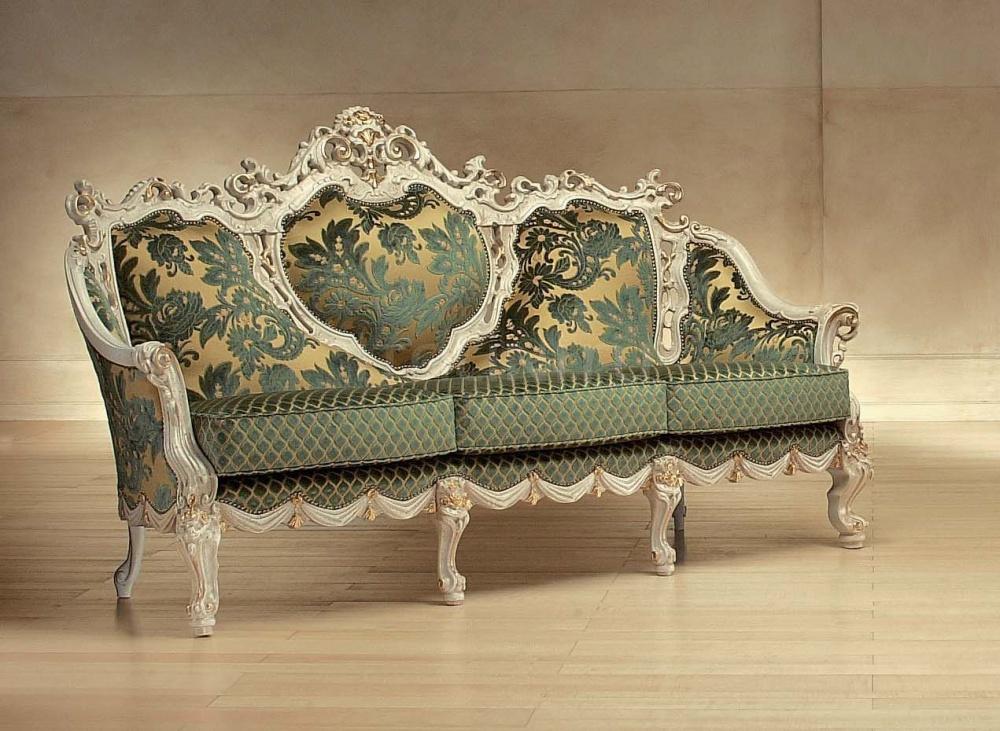 Трехместный диван MANTOVANO 101/K Morello Gianpaolo