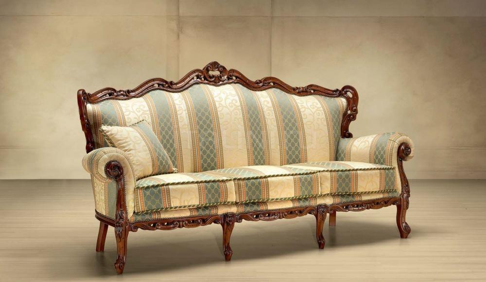 Трехместный диван GUENDA 275/RK Morello Gianpaolo