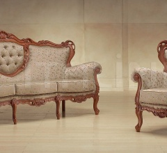 Трехместный диван FRANCA 541/K фабрика Morello Gianpaolo