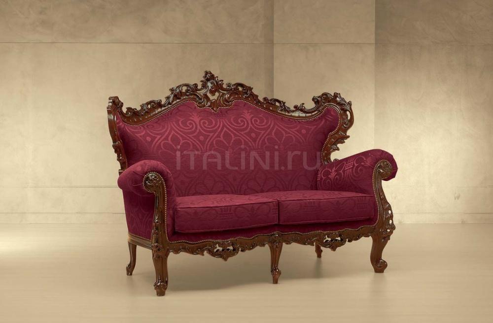 Двухместный диван PEGASO 601/K Morello Gianpaolo