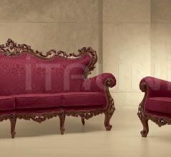Трехместный диван PEGASO 601/K фабрика Morello Gianpaolo