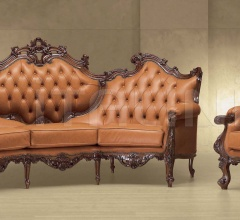Трехместный диван VERSILIA CURVO 614/K фабрика Morello Gianpaolo